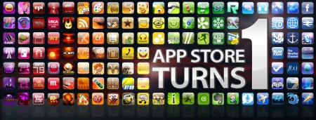 app-store-turns-one