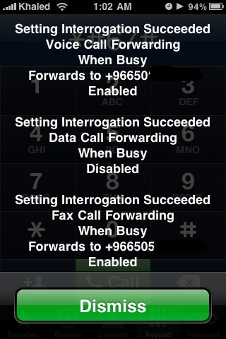 How to: Call forwarding on the iPhone - SaudiMac