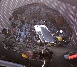 iphone-burns-seat-closeup