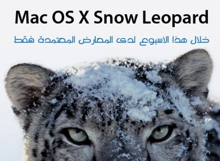 snow-leopard-arabcomputers-soon