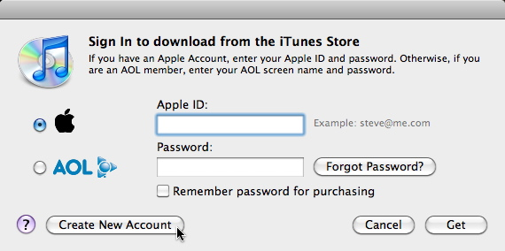 how to create an itunes wish list