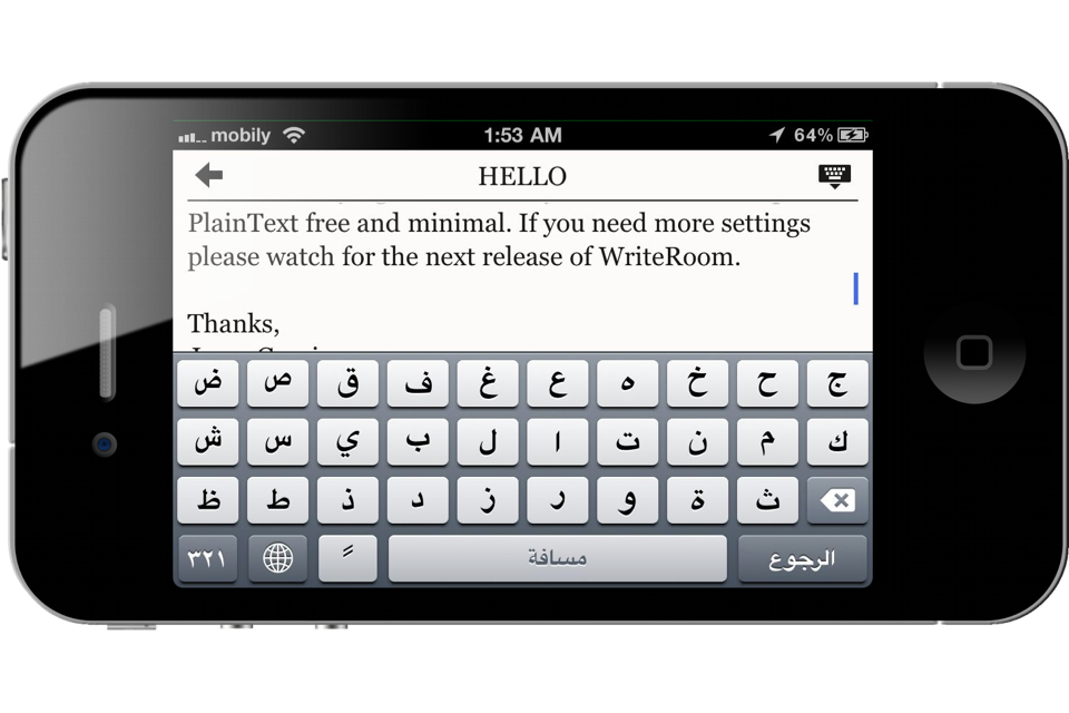 mac arabic keyboard on windows 8
