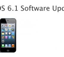 iOS 6.1 Released, Enables 4G LTE with Zain and Mobily
