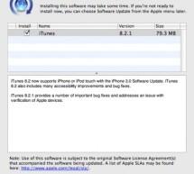 تحديث آيتونز 8.2.1