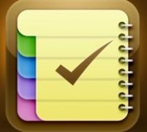 برنامج قائمة المهام 2Do 1.2 للآيفون