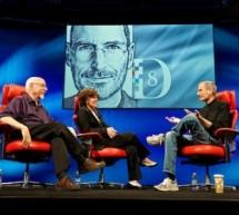 مقابلة ستيف جوبز في مؤتمر D8 التقني