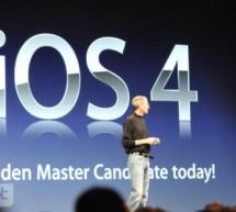 الدليل الشامل لنظام تشغيل الآيفون الجديد iOS 4 من أبل