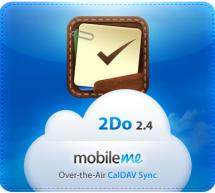 2Do يضيف دعم المزامنة عبر موبايل مي