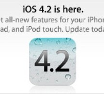 هل لديك سؤال أو ملاحظة عن iOS 4.2 للآي باد؟