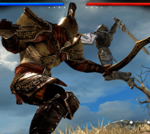 لعبة Infinity Blade الآن مع دعم تعدد اللاعبين