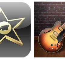 تحديثات: iMovie لأجهزة iOS و GarageBand للآي باد
