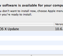 أبل تصدر تحديثين مهمين: نظام ماك 10.6.8 و تحديث أمني لليوبارد
