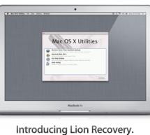 تحديث فيرموير أجهزة ماك 2010 لدعم Lion Recovery