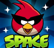 """""""الطيور الغاضبة في الفضاء"""" الآن على iOS و الماك و ويندوز و أندرويد"""