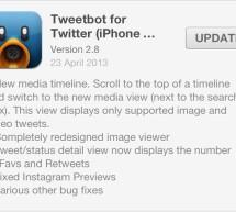 تحديث تويت بوت يضيف طريقة جديدة لعرض الصور و الفيديو