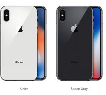 الآيفون ١٠ iPhone X
